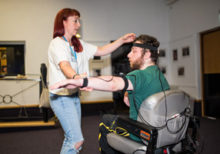 UK's first dancing wheelchair comes to National Star